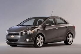 Certified Used Chevrolet Sonic 2LS