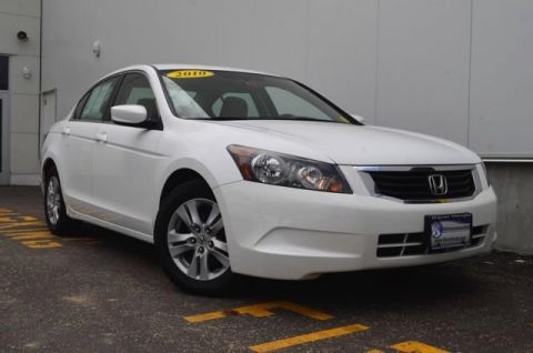 Used Honda Accord LX-P