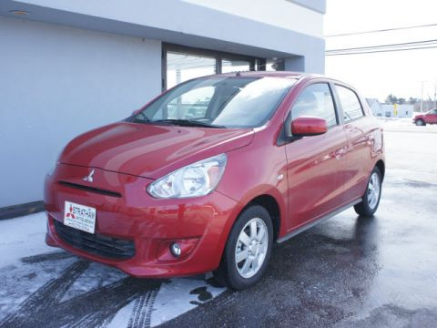 New Mitsubishi Mirage ES